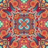 Modèle de vecteur de foulard Images libres de droits