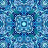 Modèle de vecteur de foulard illustration stock