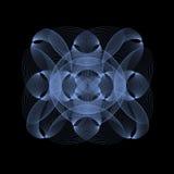 Modèle de vibration image stock
