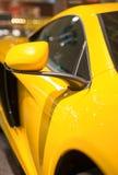 Modèle de voiture de sport Photographie stock libre de droits
