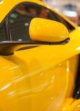 Modèle de voiture de sport Photographie stock