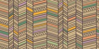 Modèle de zigzag sans couture 2 Photo libre de droits