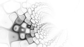 Modèle des cellules World Wide Web Écoulement de plasma Photographie stock libre de droits
