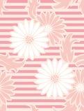 Modèle des fleurs. Photographie stock