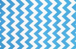 Modèle des glissements rayés bleus et blancs Image libre de droits