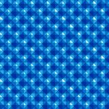 Modèle diagonal blanc bleu background1 de plaid Photos libres de droits
