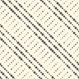 Modèle diagonal sans couture de rayure Fond d'image tramée de vecteur MOIS Image stock
