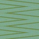 Modèle diagonal vert de chevron photos stock
