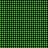 Modèle du jour de St Patrick sans couture de guingan image libre de droits