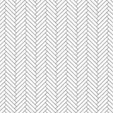 Modèle en arête de poisson Le tessellation de dalles de rectangles, répétant avec la pente de blanc bloque le carrelage Briques d illustration libre de droits
