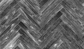 Modèle en arête de poisson de texture en bois sans couture de parquet, brillant image libre de droits