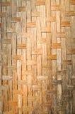 Modèle en bambou Images libres de droits