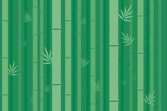 Modèle en bambou Image stock