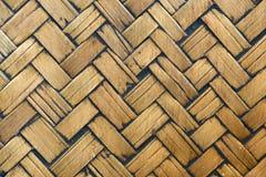 Modèle en bambou Photographie stock