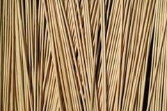 Modèle en bambou de bâton Photo libre de droits
