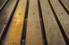 Modèle en bois Photos stock