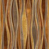 Modèle en bois abstrait sans couture Images stock