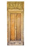 Modèle en bois antique Photo libre de droits