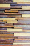 Modèle en bois de grain Photographie stock libre de droits