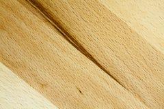 Modèle en bois de hêtre Photos libres de droits