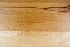 Modèle en bois de hêtre Image libre de droits