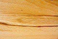 Modèle en bois de hêtre Photographie stock