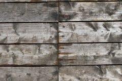 Modèle en bois de planches photographie stock