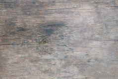 Modèle en bois extérieur de plan rapproché fond en bois au vieux et de fente de table de texture Photo stock