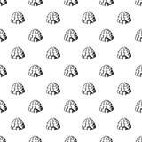 Modèle esquimau d'igloo sans couture illustration libre de droits