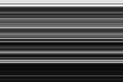 Modèle et fond blancs noirs Photographie stock