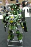 Modèle et jouets mobiles de nombre d'actions de Gundam de costume photo stock
