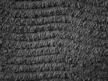 Modèle et texture de coton photographie stock libre de droits