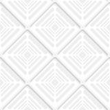 Modèle excentré de places de gris diagonal Photos stock