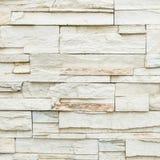Modèle extérieur de brique de plan rapproché au vieux fond en pierre de texture de mur de briques Photos libres de droits