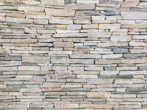 Modèle extérieur de brique de plan rapproché au vieux fond en pierre de texture de mur de briques Images libres de droits
