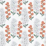 Modèle floral Photos stock