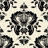 Modèle floral classique Photos libres de droits
