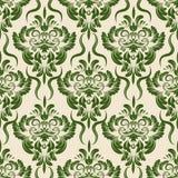Modèle floral classique Images libres de droits