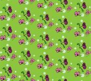 Modèle floral de vecteur Images stock