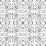 Modèle floral sans couture Image stock