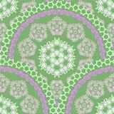 Modèle floral sans couture Images libres de droits