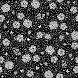 Modèle floral sans couture illustration de vecteur