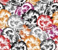 Modèle floral sans couture, fond illustration libre de droits