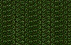 Modèle foncé abstrait avec des symboles de Hanoucca, fond juif, étoile de David, gre géométrique de rouge de rouge foncé de vert  illustration stock