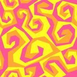 Modèle géométrique Image libre de droits