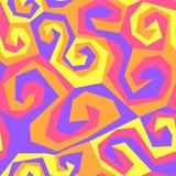 Modèle géométrique Photos libres de droits