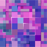 Modèle géométrique Photo libre de droits