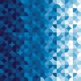 Modèle géométrique abstrait. illustration libre de droits