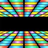 Modèle géométrique abstrait Photographie stock libre de droits