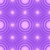 Modèle géométrique abstrait, cercle rose Photographie stock libre de droits